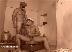 Arab Twink Gets Drilled - Arabian Dicks